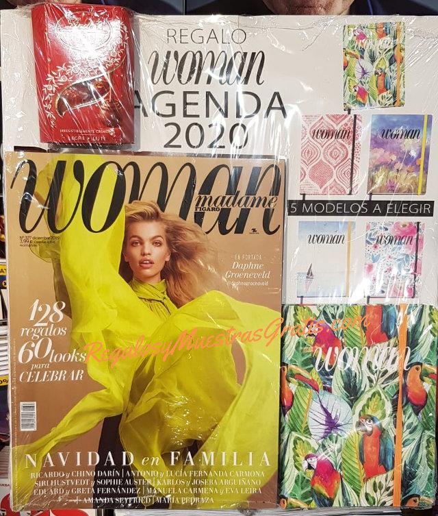 regalos-revistas-Diciembre-2019-mujeres