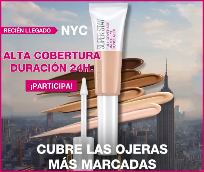 Maybelline-tendencias super estancia