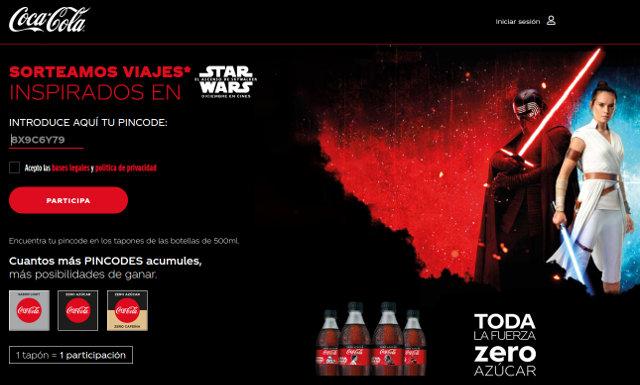 dibujar-Coke-viajes-Jordan-star-wars