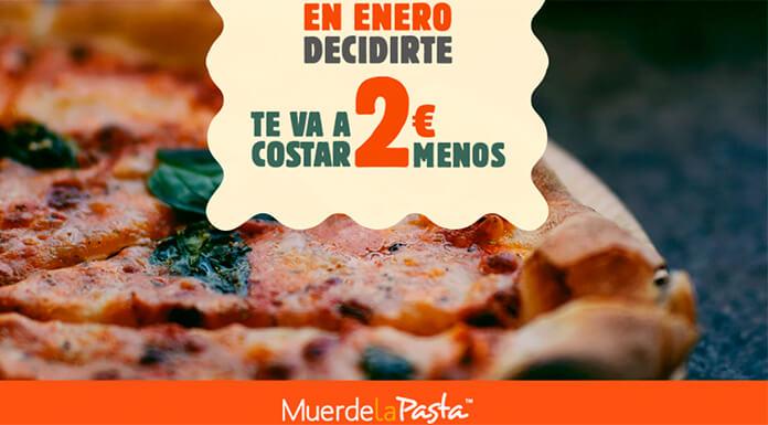 Disfruta Bite the Pasta por 2 euros menos