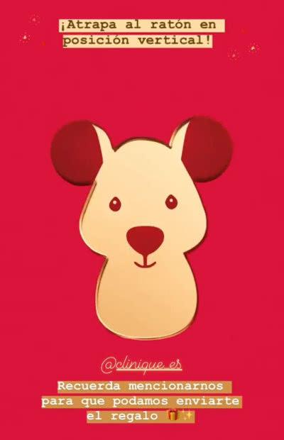 Clinique-regalo-seguras-historias-ratón