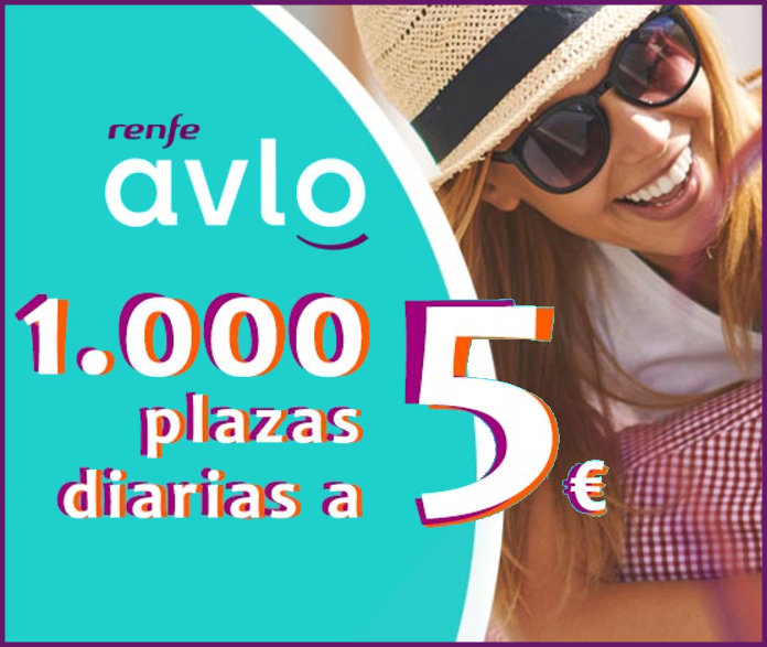 RENFE-Avlo-10000-billetes-de-5-euros