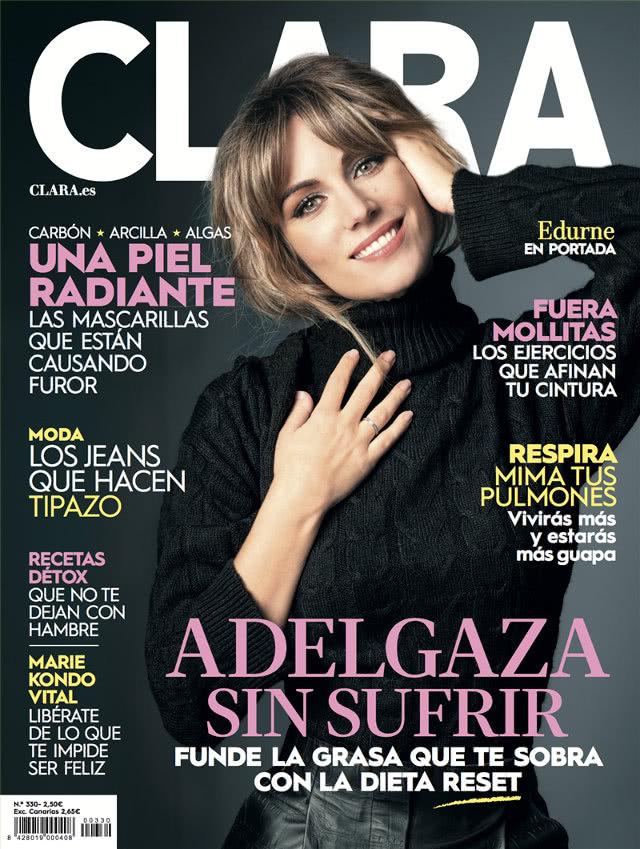 portada de revista-clara-fiebre-2020