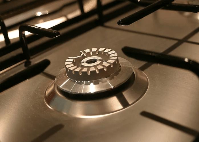 estufas de gas limpio