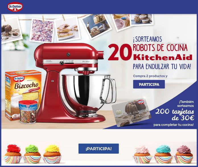 dr-Oetker-draw-20-cocina-ayuda-200-tarjetas-30-euros