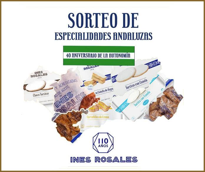 dibujar-Ines-Rosales Especialidades-Andaluzas