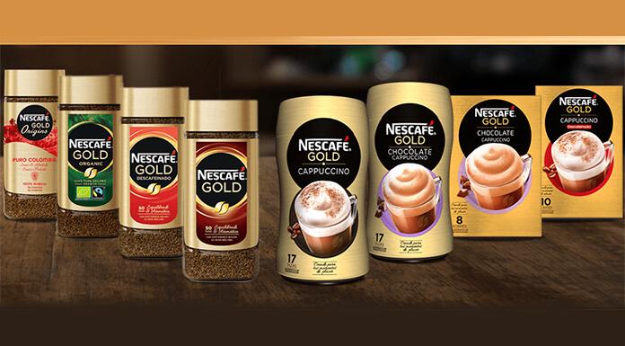 Intenta nuevamente probar Nescafé Gold gratis
