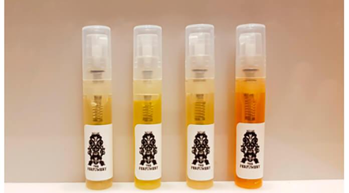 Muestras gratuitas de perfume de nicho con muestreo por correo