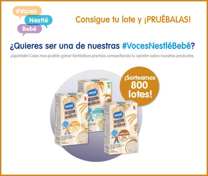 Voces-Nestle-bebe-800-lotes-naturaleza-selección