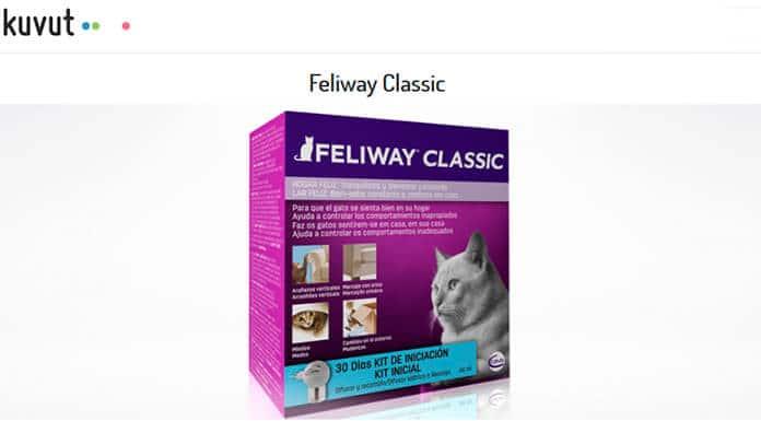 Prueba Feliway Classic gratis