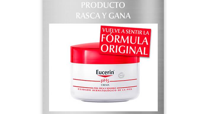 Sortean Eucerin pH5 Crema protectora de la piel