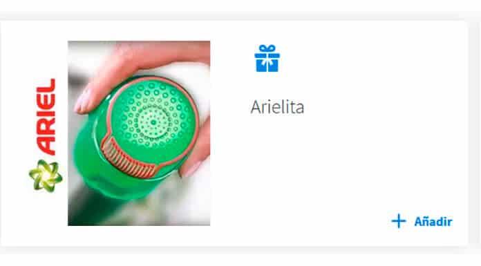 Trae una Arielita gratis contigo