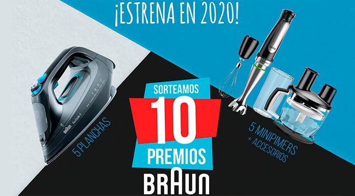Tu casa club recibe 10 premios Braun