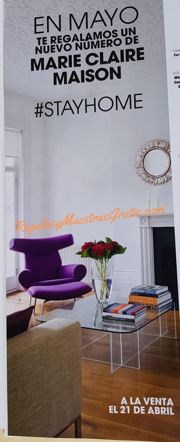 Presentación preliminar de regalos-revistas-mayo-2020-Marie-Claire