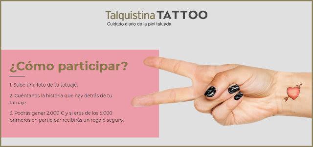 5000 libres-muestras-Talquistina-tatuaje-como-PARTICIP