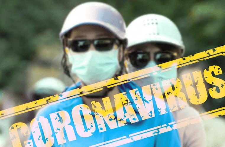 coronavirus de bajo trabajo