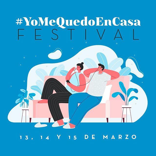 Festival Yomequedoencasa
