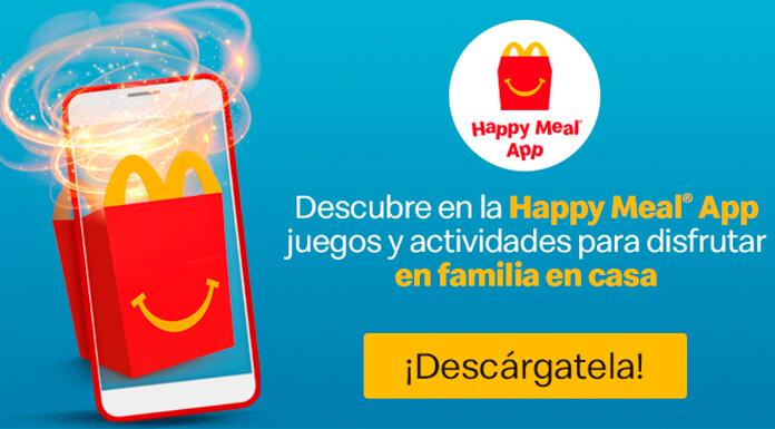 Juegos y actividades familiares gratis con McDonald's