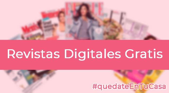 Revistas digitales gratuitas para el coronavirus #quedateencasa