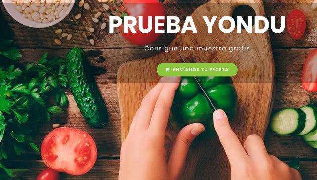 muestras libres-Yondu-send-receta