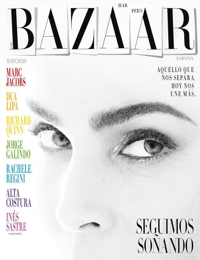 revista-cubrir-Harpers-bazar-mayo-2020