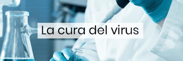 curar el virus