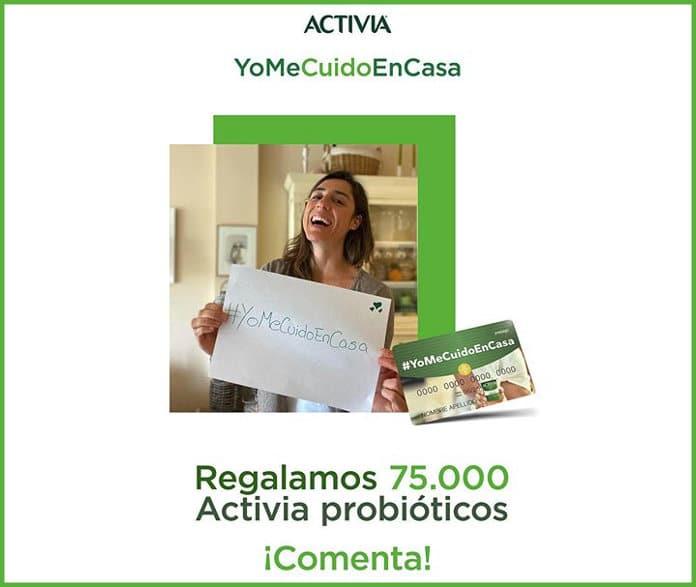 probioticos Activia-sorteo-75000-