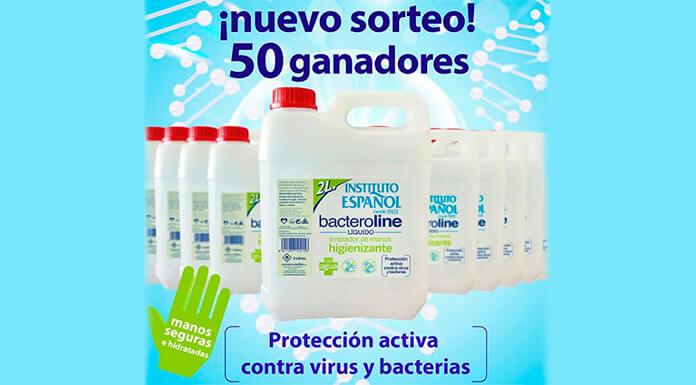 El instituto español regala 50 botellas de bacterias