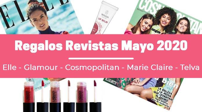 Revistas Regali Mayo 2020