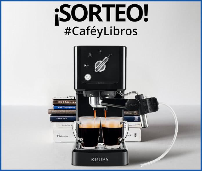 Krups-SORTEO-cafe-y-libros