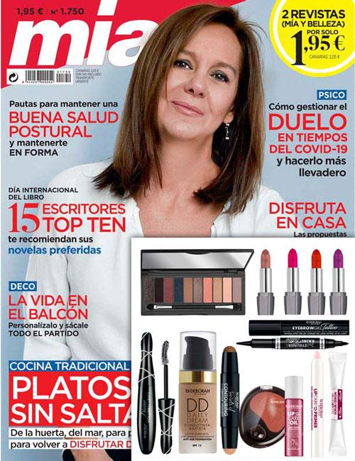 "Mia Magazine Gifts Mayo de 2020 suscripción ""class ="" wp-image-20511 jetpack-lazy-image ""data-recalc-dims ="" 1 ""data-lazy-srcset ="" https://i0.wp.com/www.muestrasgratisychollos .com / wp-content / uploads / 2020/05 / gifts-magazine-my-Subscription-May-2020.jpg? w = 500 & ssl = 1 500w, https://i0.wp.com/www.muestrasgratisychollos.com/ wp-content / uploads / 2020/05 / gifts-magazine-my-Subscription-May-2020.jpg? redimensionar = 231% 2C300 & ssl = 1 231w, https://i0.wp.com/www.muestrasgratisychollos.com/wp -content / uploads / 2020/05 / gifts-magazine-my-Subscription-May-2020.jpg ? redimensionar = 323% 2C420 & ssl = 1 323w ""data-lazy-size ="" (ancho máximo: 500px) 100vw, 500px ""data-lazy-src ="" https://i0.wp.com/www.muestrasgratisychollos.com /wp-content/uploads/2020/05/regalos-revista-mia-suscripcion-mayo-2020.jpg?w=696&is -pending-load = 1 # 038; ssl = 1 ""srcset ="" datos: imagen / gif; base64, R0lGODlhAQABAIAAAAAAAP /// yH5BAEAAAAALAAAAAABAAEAAAIBRAA7"