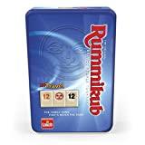 Goliath - Rummikub Metal Box Travel Game, Juego de mesa (50105212)