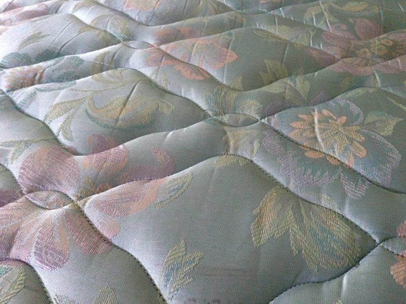manchas de colchón