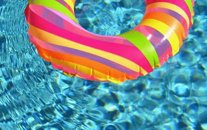 aumento en las ventas de piscinas