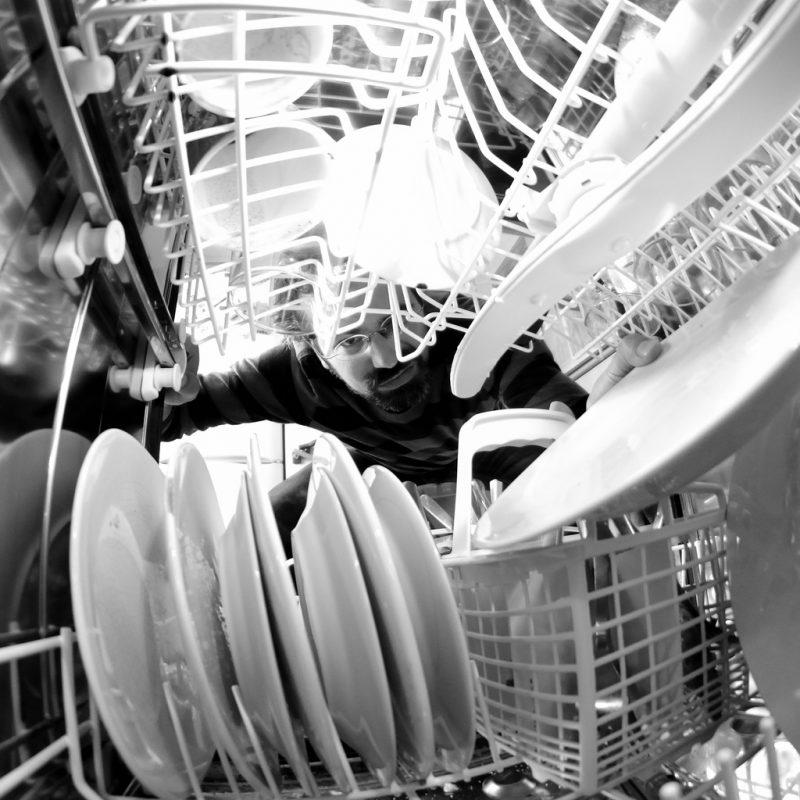 líquido lavavajillas