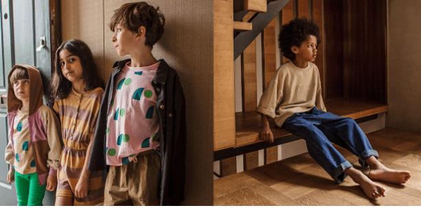 ropa en línea niño y niño