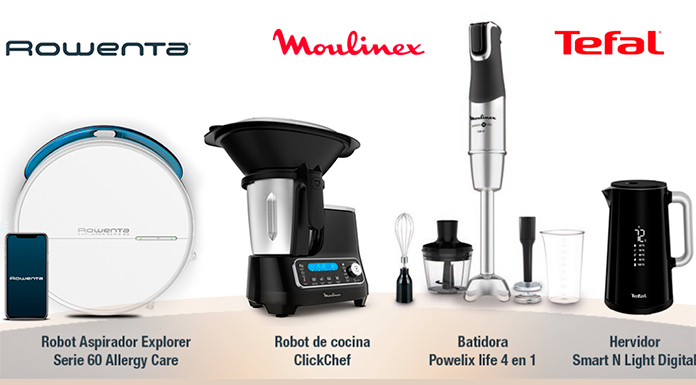 The Insiders ofrece productos de Rowenta, Moulinex y Tefal