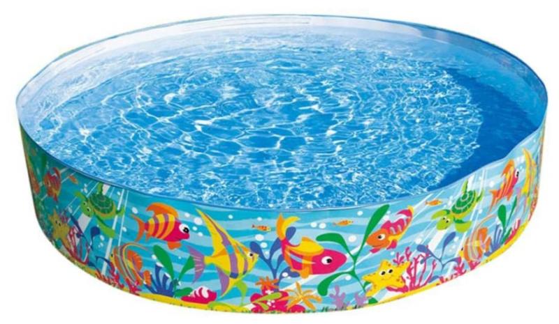 piscinas compradas en línea