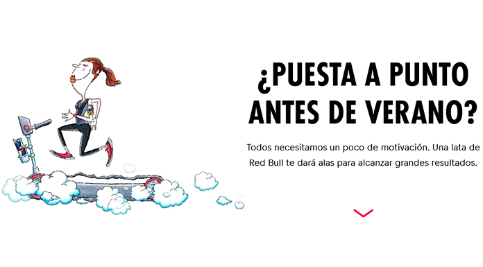 900 paquetes exclusivos gratuitos de Red Bull Fitness