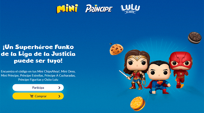 Consigue un Funko con The Cookie League