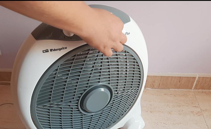 guía para comprar ventiladores