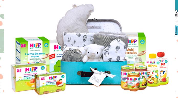 HiPP Biológico está regalando una canasta para mujeres embarazadas