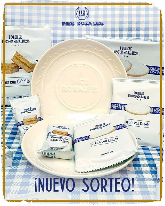 sorteo-ines-rosales-lots-and-dish-poster
