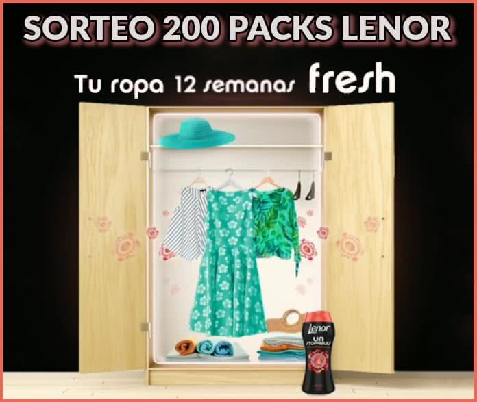 sorteo-200-packs-lenor