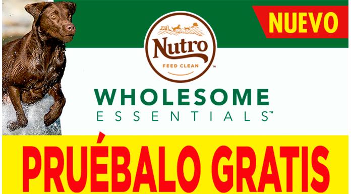 Prueba Nutro Wholesome Essentials gratis