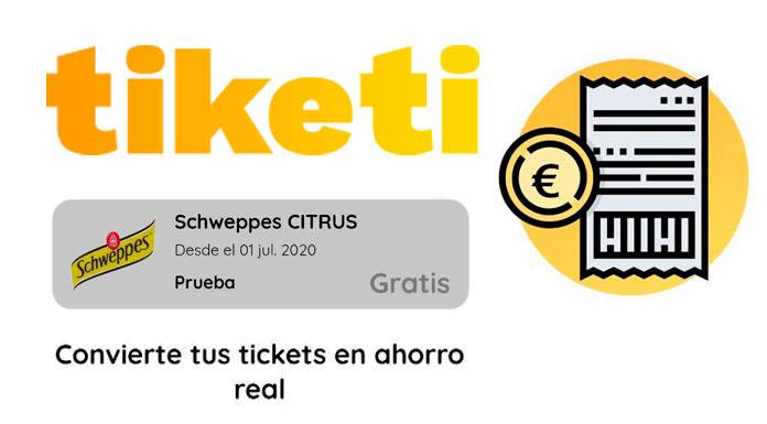 Prueba CITRUS Schweppes gratis con Tiketi