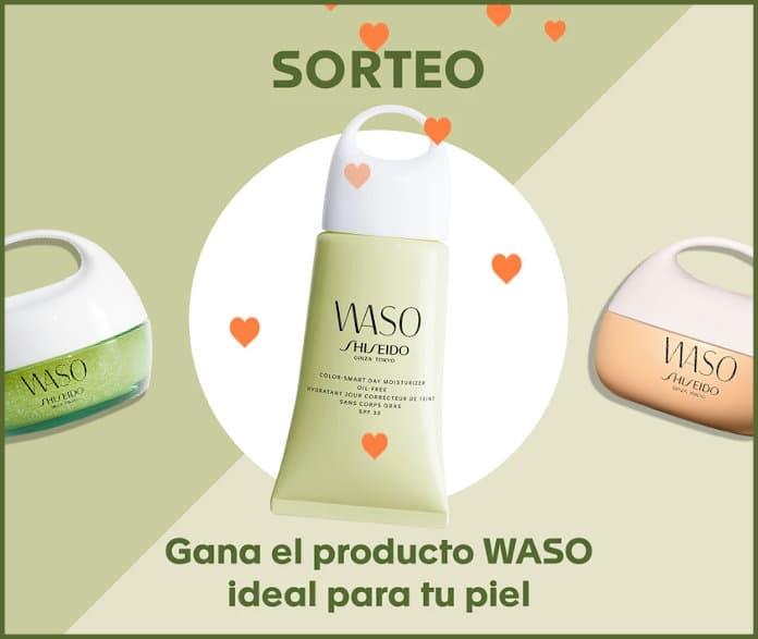 sorteo-Shiseido-pack-WASO