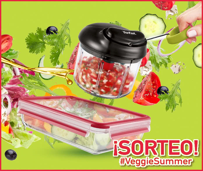 sorteo-tefal-veggie-summer