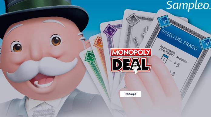 Acuerdo de monopolio libre con Sampleo