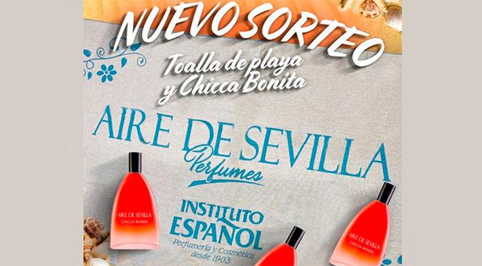 Dibuja una toalla y el aire de Sevilla del Instituto Español
